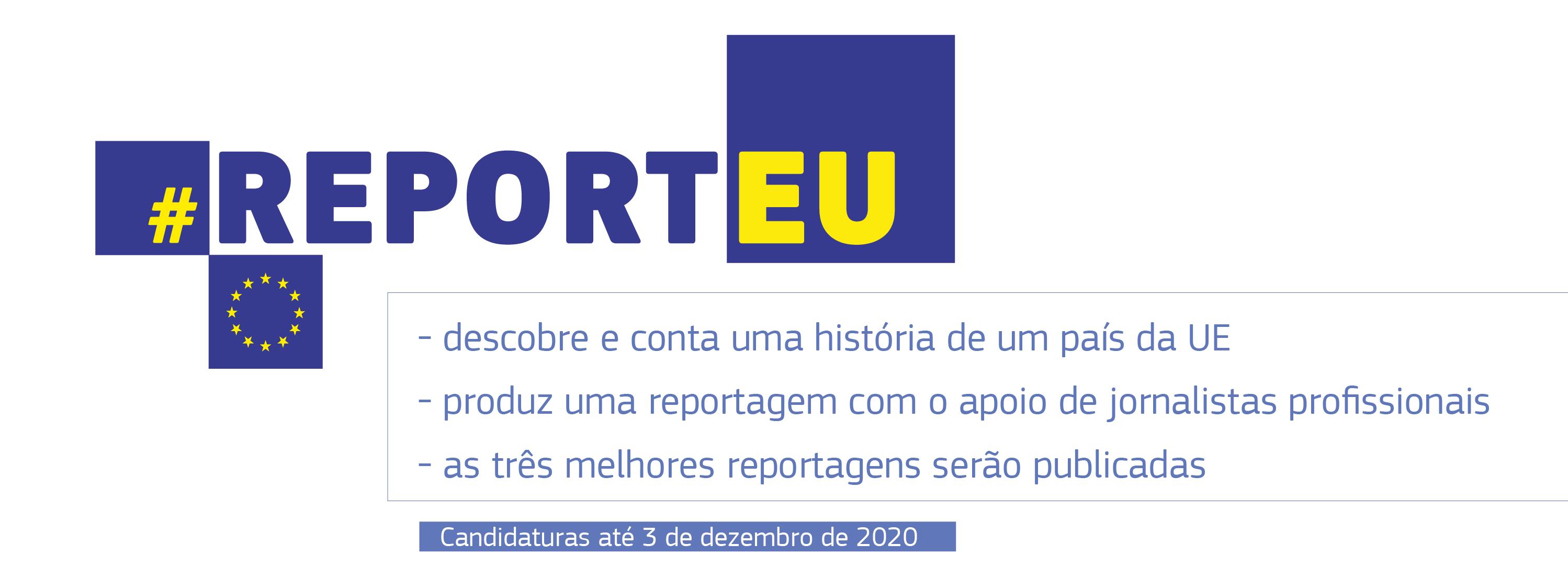 ReportEU - descobre uma história de um país da UE