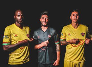 Sandro Silva juntamente com Ibraim Cassamá e Paulinho, outros promotores da iniciativa