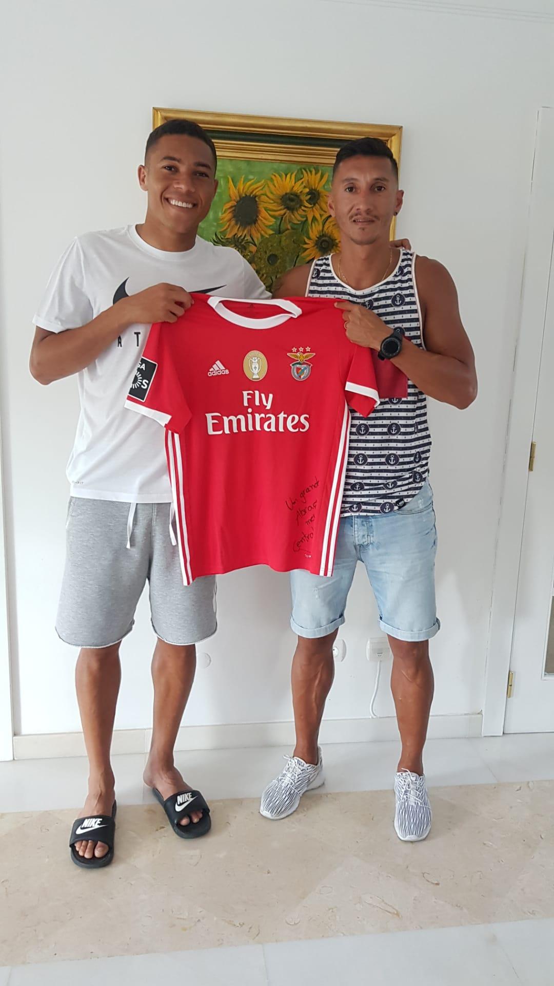 Sandro e Carlos Vinícius
